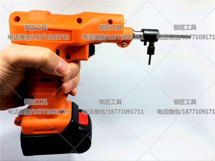 新款电动软硬开锁枪